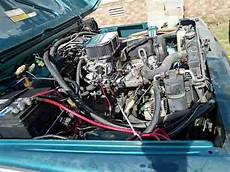 Suzuki Samurai Engines