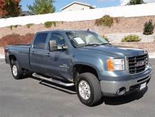 Buy Used 2008 GMC SIERRA 3500HD SLT4X4LOADEDLEATHER