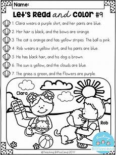 color by number reading worksheets 16235 free reading comprehension activities colegio en ingles ingles para preescolar y fichas ingles