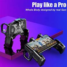 Bakeey Pubg Trigger Gamepad Controller Gaming by Bakeey K21 Pubg Gaming Joystick Trigger Gamepad For Iphone