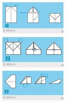 Papierflieger Basteln Anleitungen F 252 R 5 Flieger