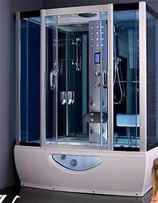 box vasca idromassaggio box doccia e vasca idromassaggio 150x85 con sauna bagno
