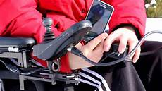 usb charger xlr wheelchair or mobility scooter