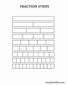 blank fraction worksheets 3866 free printables for