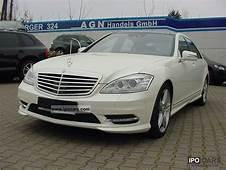 2010 Mercedes Benz S500 4 Matic AMG Mod2011 Lang / Pan
