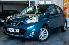 2014 nissan micra 1 2 dig s acenta cvt 5dr automatic with