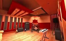 Jasa Pembuatan Peredaman Studio Musik Karaoke Home