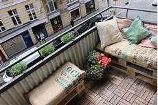 Balkonmöbel Aus Europaletten - balkonm 246 bel aus europaletten palettenm 246 bel ideen f 252 r den