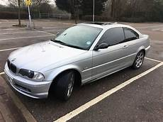 bmw 320 ci e46 coupe 2 door silver in finchley