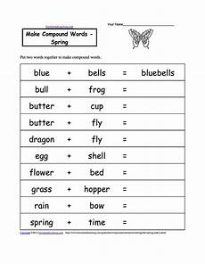 create worksheets free 19299 photos spelling out words make compound words food printable worksheet put two words together