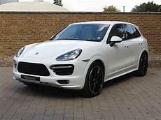 2013 Used Porsche Cayenne Gts White