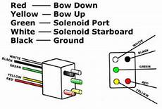 Boat Leveler Wiring Diagram by Need Wiring Diagram For A Boat Leveler Trim Tabs