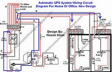 house wiring diagram with inverter connection home wiring diagram