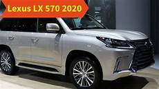 2020 Lexus Lx 570 by Lexus Lx 570 2020 Review Redesign Specs Release