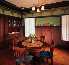And Crafts Home Interiors by Arts And Crafts Bungalow Interiors Arts Crafts Dining