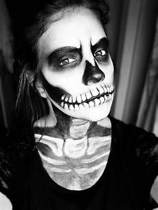 Totenkopf Schminken Mann - skull make up 1 by feather3111 on deviantart