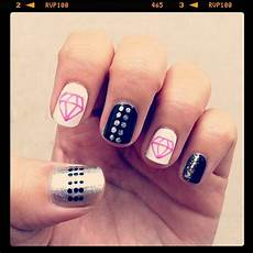 diamond nail designs ideas nail designs mag