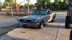 Import Voiture Ancienne Am 233 Ricaine Ford Mustang 1966 1