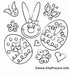 Malvorlagen Ostern Eier Kanninchen Und Eier Ausmalbild Ostern