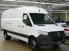 New 2019 Mercedes Benz Sprinter Cargo Van 3500