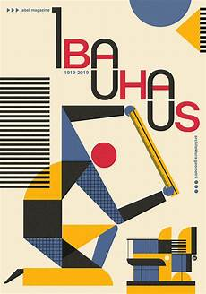 various posters 2018 2019 on behance in 2020 bauhaus