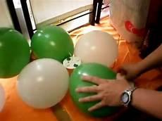 luftballon girlanden bausatz deko tipps f 252 r den