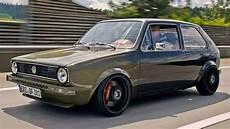 vw golf 1 16v turbo custom carbon kevlar