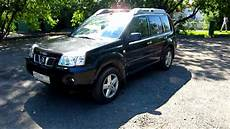 Nissan X Trail 2005 2005 Nissan X Trail Start Up Engine And In Depth Tour