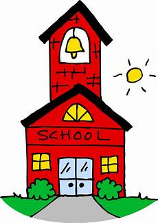 School Clipart For school house clip clipartion