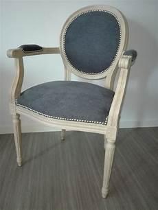 fauteuil m 233 daillon relook 233 bois clair tissu velours