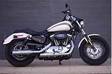 2018 Harley Davidson Sportster 1200 Custom Vs 2017 Moto