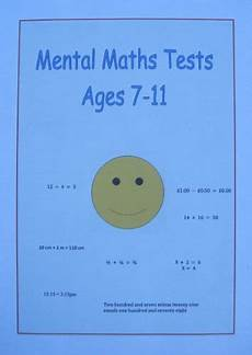 practice ks2 mental maths tests ages 7 11 pdf file to print out from worksheets online at the