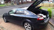 2012 ford mondeo hatchback auto tailgate opening dec 29th 2014 youtube