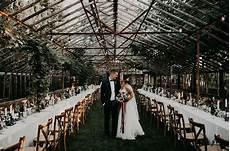 diy rustic backyard wedding in a greenhouse