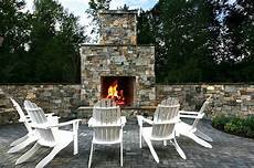 30 irresistible outdoor fireplace ideas that will leave