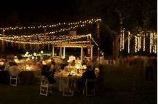 backyard wedding in may with no dance floor