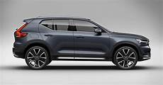 volvo cx40 2019 2019 volvo xc40 gets the top level inscription treatment