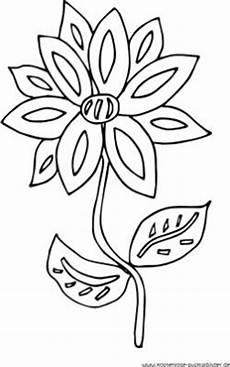 Malvorlagen Blumen Bunt Malvorlagen Ausmalbilder Bunte Blume Ausmalbilder Blumen