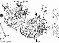 87 honda atv 250 wiring schematic honda trx250x fourtrax 250x 1987 h usa parts lists and schematics