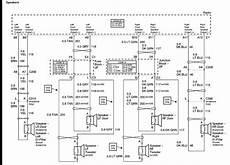 2004 silverado stereo wiring harness 2004 chevy avalanche radio wiring diagram free wiring diagram