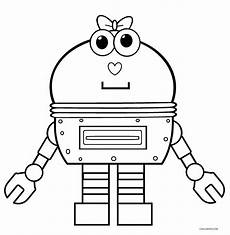 free printable robot coloring pages for cool2bkids
