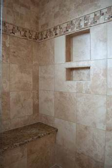 Bathroom Designs Using Tile by Briargate Bathroom Remodel Colorado Springs Travertine