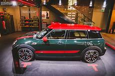 mini has an exciting presence at the 2019 frankfurt auto show