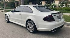 clk 63 amg mercedes clk 63 amg black series looks even in white carscoops
