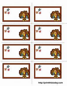 free printable thanksgiving labels desserts printable