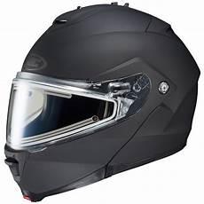 Hjc Is Max 2 Snow Helmet Electric Shield Revzilla