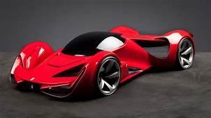 How Will The Ferrari Of 2040 Look Like News  Gallery
