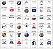 Car Companies And Logos 4367