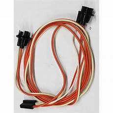 M H Electric 8300 Dash Courtesy Light Wire Harness