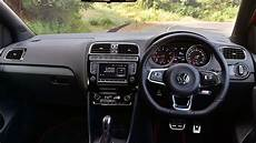 Volkswagen Polo 2017 Gti Interior Car Photos Overdrive